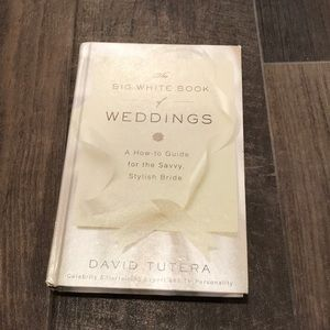 Other - David Tutera's The Big White Book of Weddings